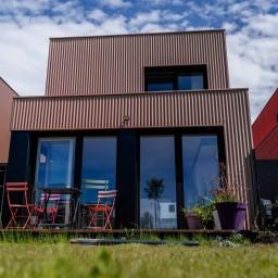 Une maison d'architecte unique qui vous ressemble pensée spécialement pour votre confort et bien être sur le long terme.