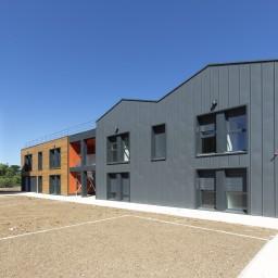 Des logements chaleureux, accueillants, confortables et durables.