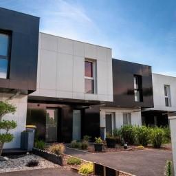 Une architecture contemporaine et sobre à la fois