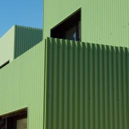 bâtiments en container